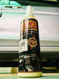 Leather and Tyre Shine 320 ML