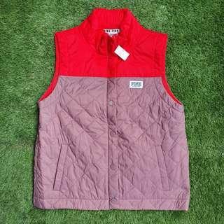 Victoria's Secret PINK Logo Vest - Size M