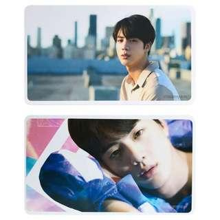 [INSTOCK] D-icon Vol.02 BTS Behind The Scene Seokjin Horizontal Photocard