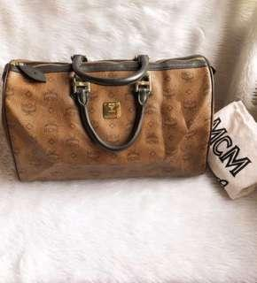 SALE!!! 100% authentic MCM speedy bag