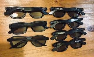 7副戲院3D眼鏡 #icansell