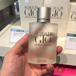Giorgio Armani ACQUA DI GIO EDT 寄情男士香水