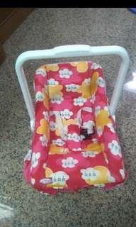 🚚 Newborn baby travel cot and bathtub