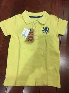✨NEW✨ Cotton On Yellow Polo / kaos polo kuning anak laki
