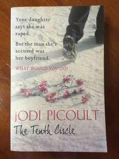 Preloved English Novel - The Tenth Circle by Jodi Picoult