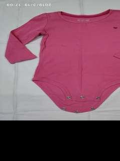 Sleepsuit jumpsuit anak perempuan