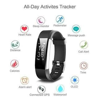 Brand New VeryFitPro Fitness Tracker Activity Waterproof Watch and Heart Rate Monitor