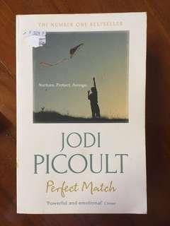 Preloved English Novel - Perfect Match by Jodi Picoult
