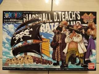 Marshall D Teach's Pirate Ship