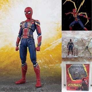 🚚 SHFiguarts Iron Spider Infinity War