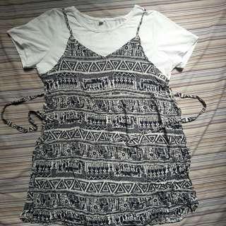 PLUS SIZE Korean Dress
