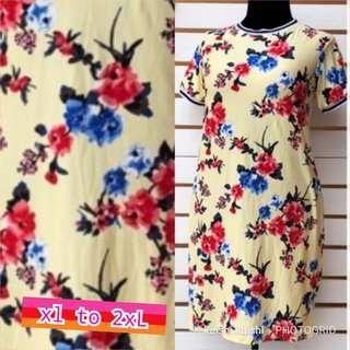 New plus size ringer dress