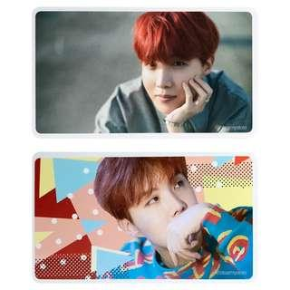 [INSTOCK] D-icon Vol.02 BTS Behind The Scene Hoseok Horizontal Photocard