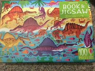 Preloved usborne puzzles and jigsaw