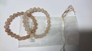水晶手鍊 Crystal bracelet