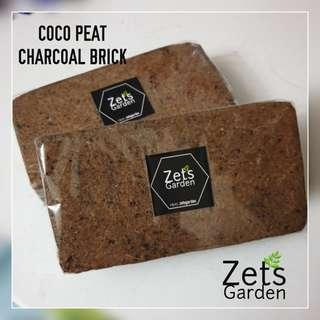 COCO PEAT CHARCOAL Brick