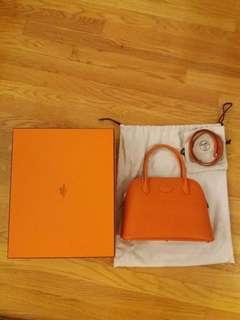 Hermes Bolide 27 Orange