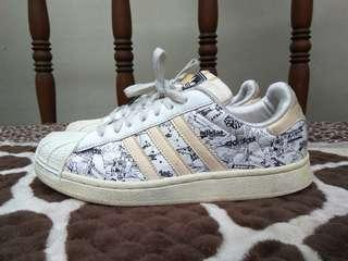 Adidas Superstar Jeremy Chabran Graphic no nike vans converse