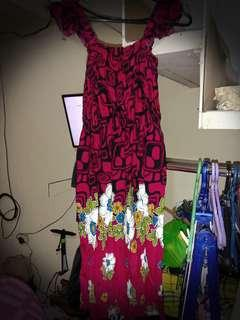 Pambahay dress