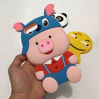 BRAND NEW 8plus 7plus 6plus 6splus stitch pig iphone case