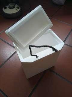 Styrofoam Airtight Box