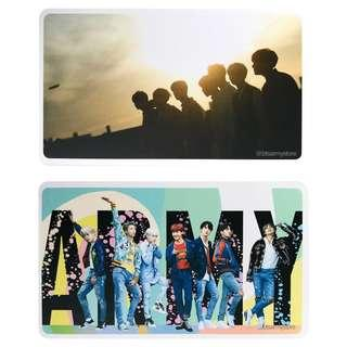 [INSTOCK] D-icon Vol.02 BTS Behind The Scene Group Horizontal Photocard