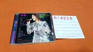 港版  CD 碟 楊千嬅  903狂熱份子音樂會 2000  年正版碟平售