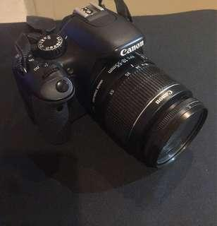 Canon EOS 550D Kit with Lens 18-55mm