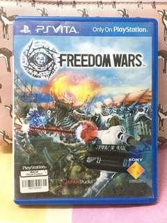 PS Vita game - Freedom wars