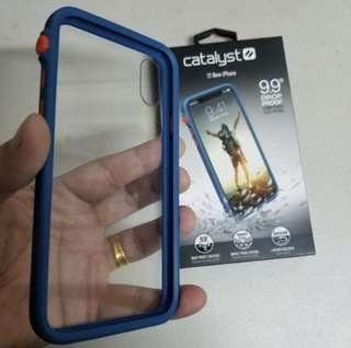 Catalyst 100% For Drop Test Blue For IphoneX/XS