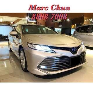 Toyota Camry Hybrid 2.5G A