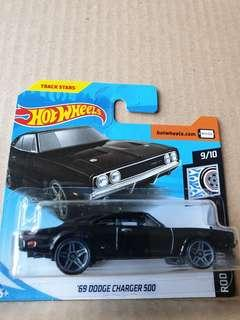 🚚 Hot Wheels 69 Dodge Charger