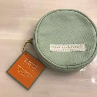 NEW Crabtree & Evelyn Pouch