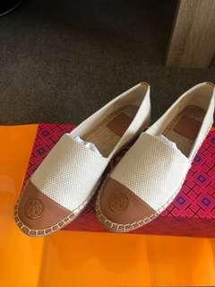 brand new Tory Burch espadrille size US7.5