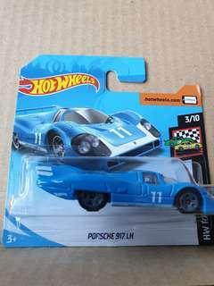 🚚 Hot Wheels Porsche 917 LH