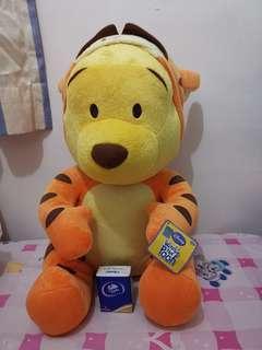 特大 Winnie The Pooh 公仔 小熊維尼 跳跳虎