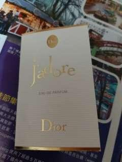 Dior香水18元