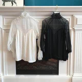 歐洲女裝上衣兩件套