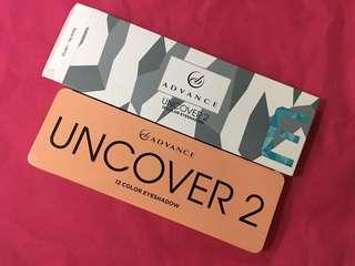 *Sale* Brand new EB advance Uncover 2 Eyeshadow Palette