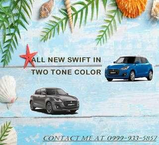 Swift two tone color