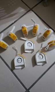 電池可攜式電蚊香