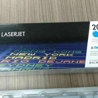 Tinta HP Laser jet 204 A bekas
