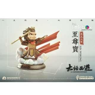 DARKSTEEL TOYS 七色祥云至尊宝 Seven Color Clouds Zhi ZunBao Statue