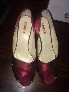 Renoma Red High 5 inches Heels