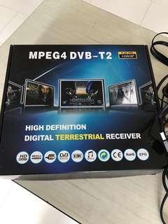 TV Box - MPEG4 DVB - T2