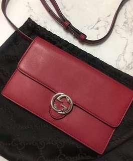Gucci側背包(今日匯款享20000