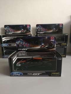 Petron Collectibles: Ford GT