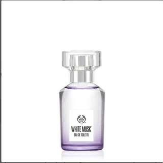 The Body Shop White Musk 30ml