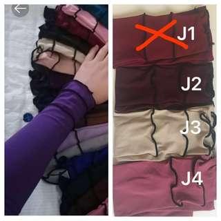 🚚 Hand socks handsocks Muslimah