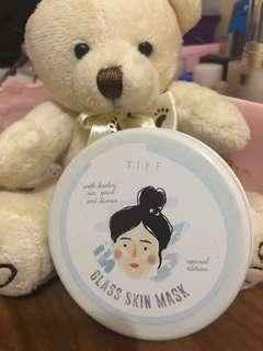 Tiff body Glass Skin Mask Special Edition